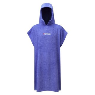 Northcore Beach Basha- Frottee Poncho