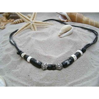 Necklace Black Bone